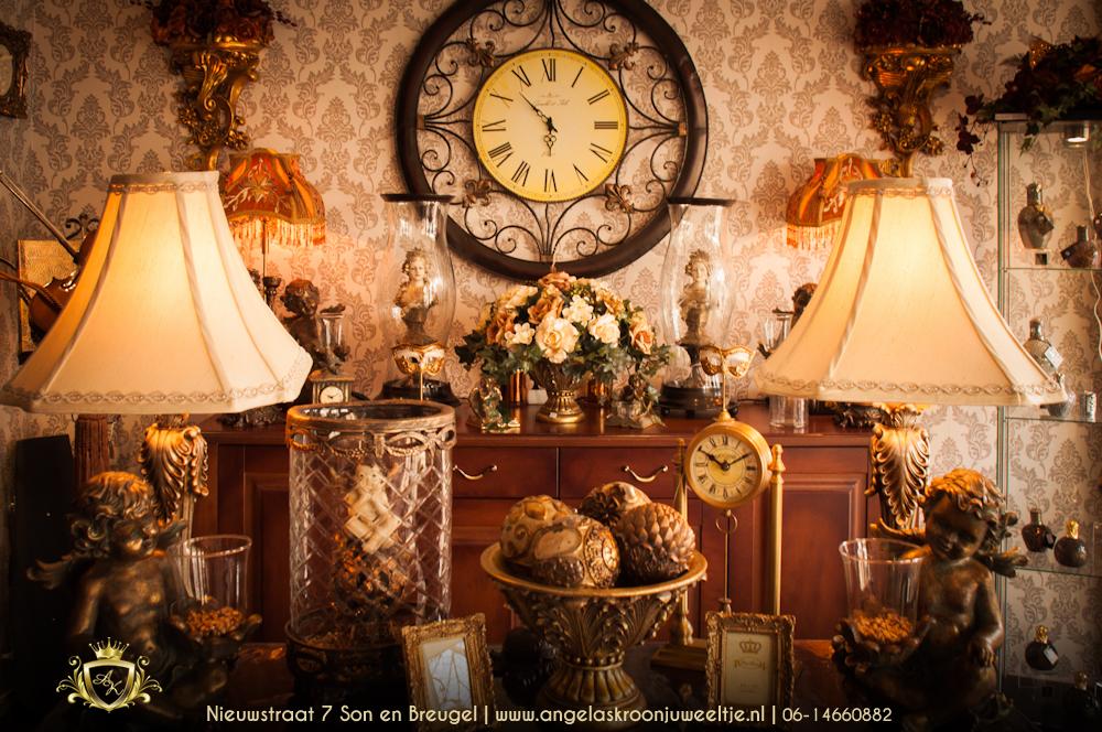 Unieke barok decoratie voor jouw interieur